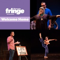 Iraqi Voices: Stories from our neighbors at the Minnesota Fringe (Sat 3/28 2pm & 7pm)