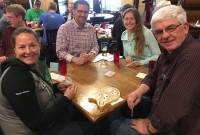 Annual Cribbage Tournament for Peaceful Schools