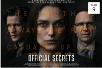 Official Secrets movie