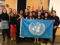 UNA-MN High School Model United Nations Spring Conference, University of Minnesota, March 19th, 2020 from 9 am-3 pm.