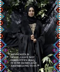 Home of Memories:  Portraits & Stories of Iraqi Minnesotans